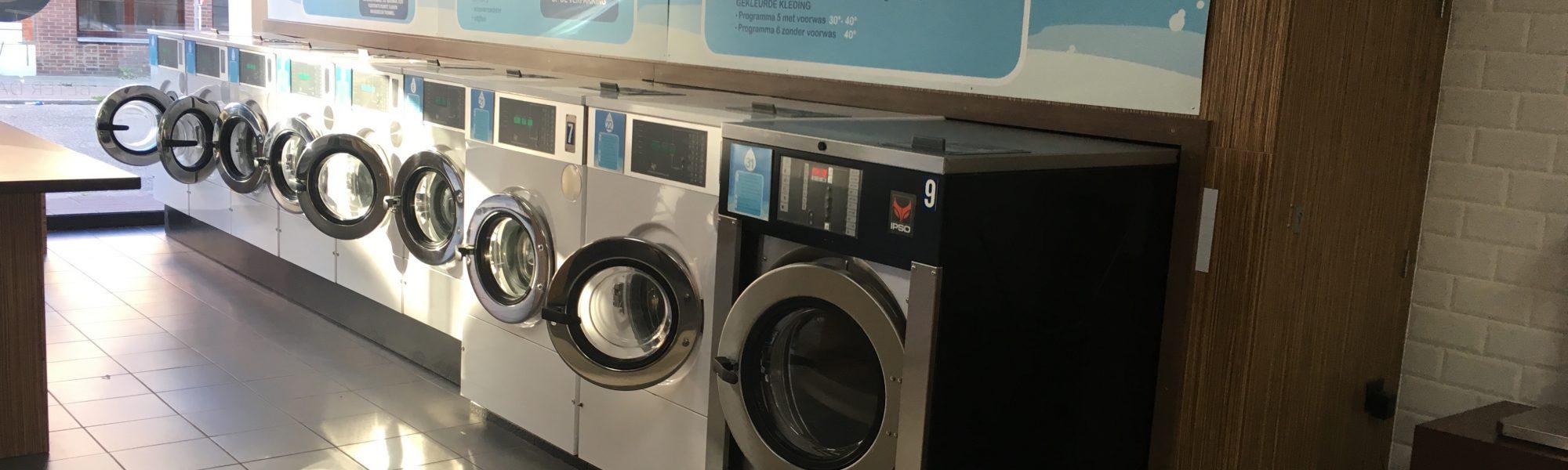 Vol-automatisch wassalon Best Wash